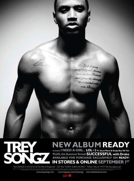 album drake trey songz ready. New Music: Trey Songz